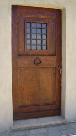 Окна и двери в . Автор – Porte del Passato