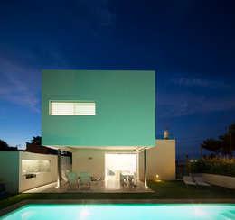 Jardines de estilo minimalista por RM arquitectura