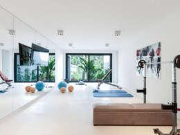 Тренажерные комнаты в . Автор – RM arquitectura