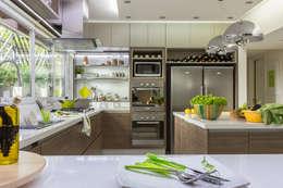 moderne Keuken door GUTMAN+LEHRER ARQUITECTAS
