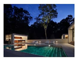 Piletas de estilo moderno por Specht Architects