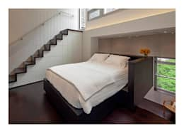 Kamar Tidur by Specht Architects
