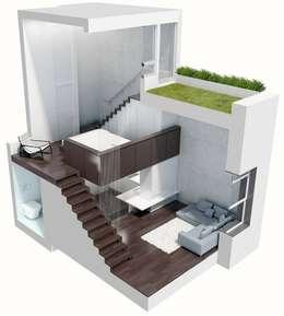 de estilo  por Specht Architects