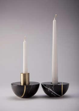 Hauri: Salas de estilo minimalista por PECA