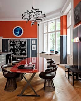 Кухня в . Автор – Gisbert Pöppler Architektur Interieur