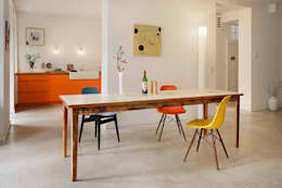 scandinavian Dining room by geyersbach