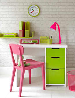 Farringdon Desk : modern Nursery/kid's room by ASPACE