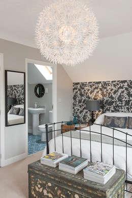 Спальни в . Автор – Smartstyle Interiors
