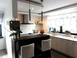 Cocinas de estilo moderno de studio bonito