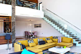 Ayzen Dizayn Mimarlık – Yapı Fotografları-İç: modern tarz Oturma Odası
