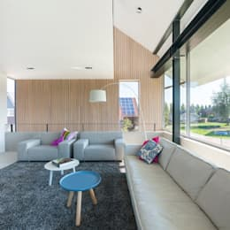 modern Living room by Architect2GO