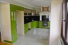 Projekty,  Kuchnia zaprojektowane przez mcaliskan1905