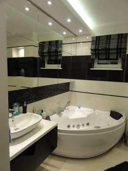 Łazienka: styl , w kategorii Łazienka zaprojektowany przez studio bonito