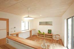 光風舎1級建築士事務所의  거실