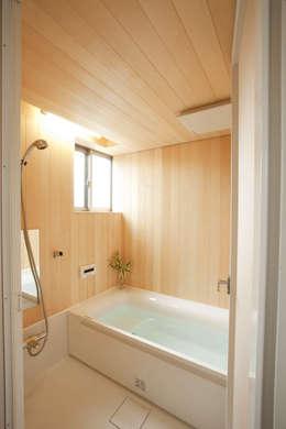 光風舎1級建築士事務所의  화장실
