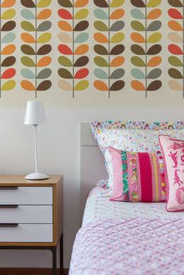 GUSTAVO GARCIA ARQUITETURA E DESIGN: klasik tarz tarz Yatak Odası