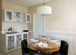 GUSTAVO GARCIA ARQUITETURA E DESIGN: klasik tarz tarz Yemek Odası