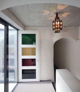 moderne Slaapkamer door schröckenfuchs∞architektur