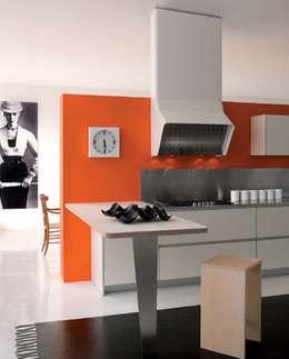Cocinas de estilo moderno por Ribardiere creations