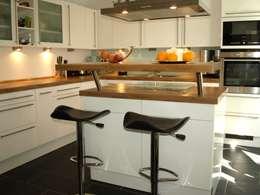 Le cucine con isola per open space
