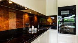 modern Kitchen by Anna Serafin Architektura Wnętrz