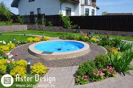 Ландшафтный дизайн в Валерьяново: Сады в . Автор – Aster Garden