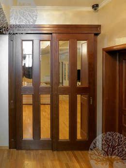Раздвижные двери Москва: Окна и двери в . Автор – Lesomodul