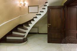 Escaleras para espacios reducidos 10 dise os sensacionales for Escaleras en escuadra
