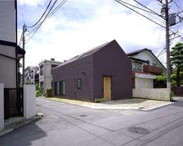 Nhà by シミズアトリエ 一級建築士事務所
