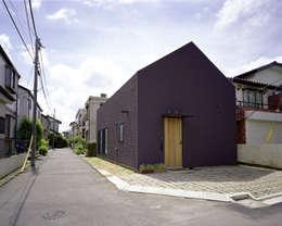 Rumah by シミズアトリエ 一級建築士事務所