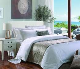 King of Cotton France: klasik tarz tarz Yatak Odası
