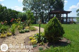 landelijke Tuin door Aster Garden