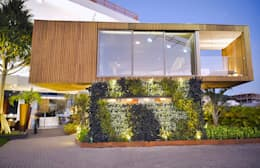 Casas de estilo moderno por Studium Saut Arte & Interiores