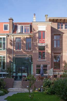Дома в . Автор – HOYT architecten