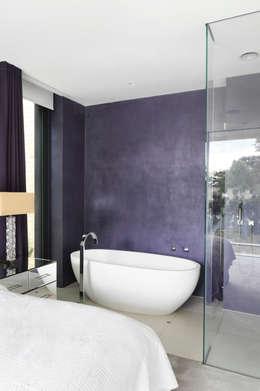 modern Bathroom by E2 Architecture + Interiors