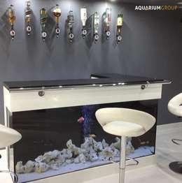 Comedores de estilo moderno por AquariumGroup