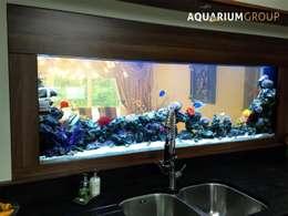 moderne Keuken door AquariumGroup