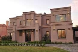 منازل تنفيذ Parrado Arquitectura