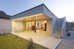 modern Houses by LENGACHER EMMENEGGER PARTNER AG