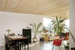 modern Living room by LENGACHER EMMENEGGER PARTNER AG