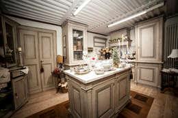 Cocinas de estilo clásico por Porte del Passato