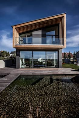 eclectic Houses by 21-arch GmbH