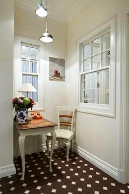 Квартира на Остоженке: Столовые комнаты в . Автор – D'Seesion