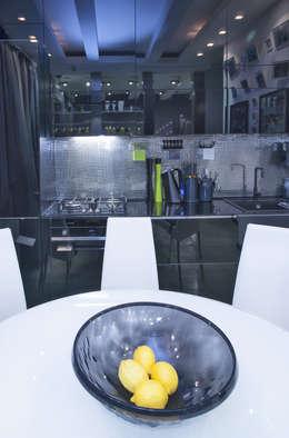 by Архитектурно-дизайнерское бюро Натальи Медведевой 'APRIORI design'