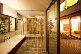 一級建築士事務所haus의  화장실