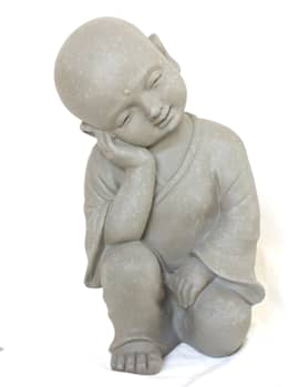 Boeddha Tuinbeelden: aziatische Tuin door Inspiring Minds