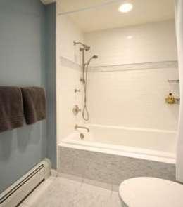 Tbeks – Banyo Küvet Uygulamaları: modern tarz Banyo