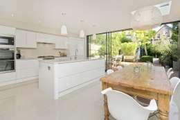 moderne Keuken door New Images Ltd