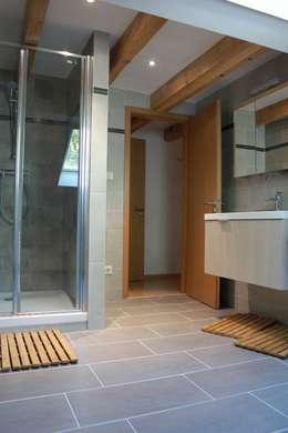 Fin travaux:  de style  par J'ose - Architecte d'intérieur