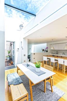 modern Kitchen by Designcubed